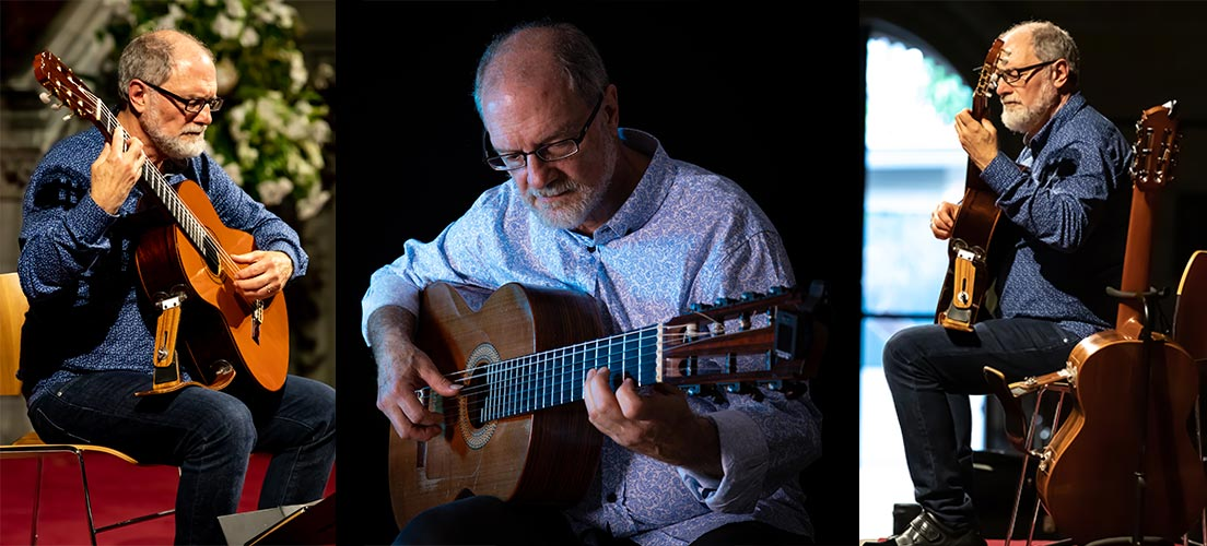 Michael Knopf guitarist composer teacher